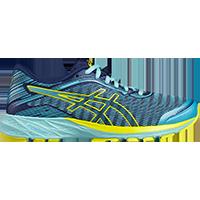 cc7666bd17 Asics DynaFlyte (női) utcai futócipő (kék)