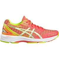 5ba920204721 Asics Gel-DS Trainer 22 NC (női) futócipő (pink-ezüst-sárga)