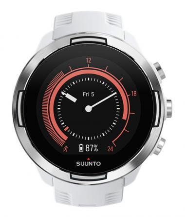 Suunto 9 Baro GPS-es multisport óra (fehér) 18bbc7e6a6